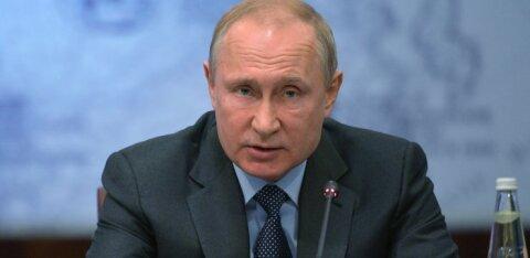 Venemaal määrati ilmselt esimene karistus uue seaduse järgi Putini solvamise eest internetis