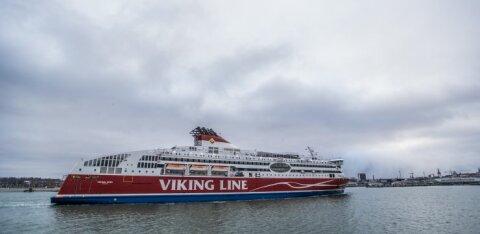 Судоходная компания Viking Line в третьем квартале понесла убытки на 8 млн евро