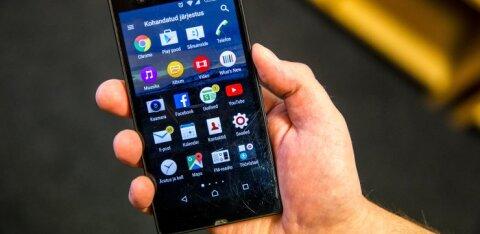 Статистика: какие телефоны популярнее в Эстонии — Android или iOS?