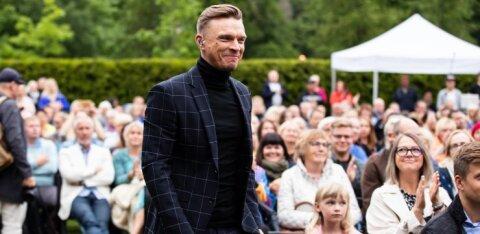 Eesti ettevõtlikum muusik? Seljavalu käes vaevlev Tanel Padar saab nautida ettevõtete edu