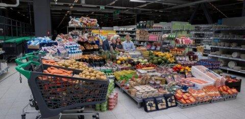 Бесплатно: привози продукты — их доставят в любую точку Таллинна