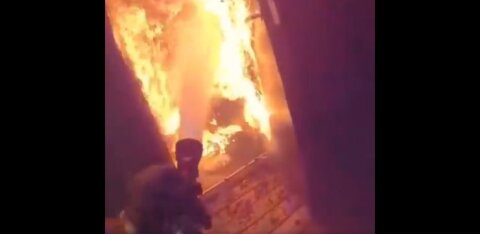 VIDEO | Reinar Halliku maja kustutustöödest avaldati video