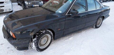 Eesti on Euroopa autoturu prügikast