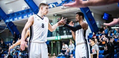 TIPPHETKED | Tagaajaja rollis olnud Pärnu võitis tänu tugevale lõpule Tallinna Kalevi ja kindlustas Kalevi ees edasipääsu play-offi