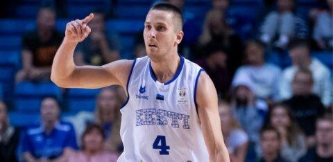 Rakvere Tarvas alustas Eesti-Läti liigat kindla võiduga Liepaja üle, Veidemanilt suurepärane mäng