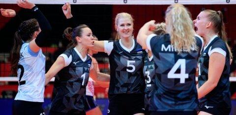 Eesti uus võrkpalli superklubi hakkab mängima Soome kõrgliigas