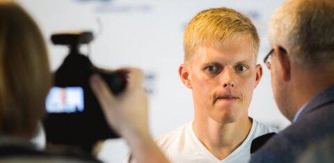 Ott Tänaku sõnul vääriks Evans MM-tiitlit ka ilma Monza rallita