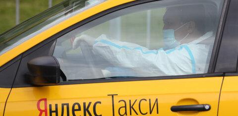 """В Москве таксист облил себя бензином и пригрозил самосожжением в офисе """"Яндекс.Такси"""". Его задержали"""