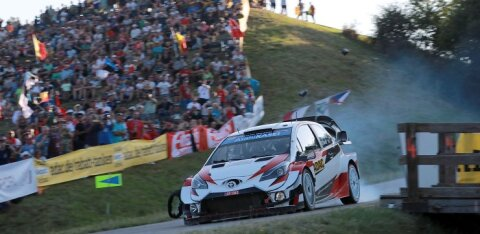 Toyota võib Monte Carlos starti panna ka neljanda masina