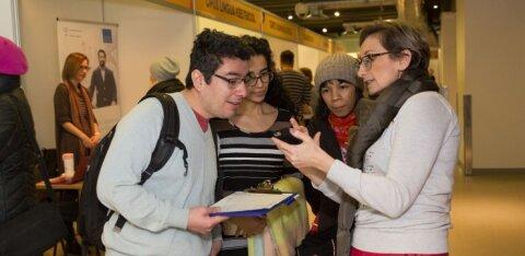 """Ярмарка """"КУ-КУ"""" подтвердила рост интереса к изучению эстонского языка"""