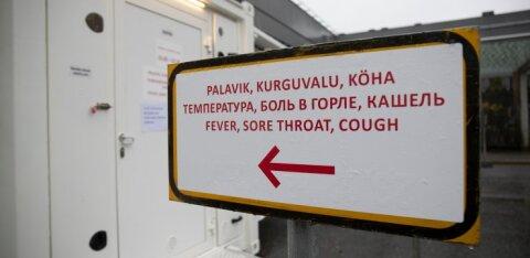 Koroona tõttu vajab haiglaravi 565 patsienti, ööpäevaga tuvastati viirus veel 1113 inimesel
