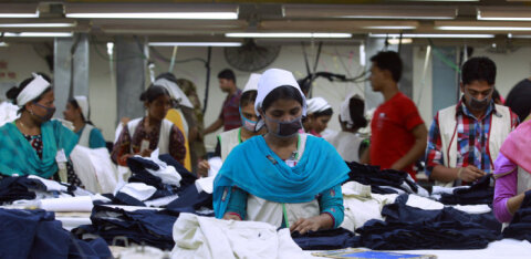 Bangladeshis valmistatud rõivaste lõppkvaliteet ei olene mitte tehasest, vaid tellijast