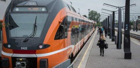 Elron lisab Viljandi Folgi ajaks Tallinna-Viljandi liinile täiendavaid väljumisi