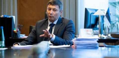Михаил Кылварт: помощь в кризис должен получить каждый житель Эстонии