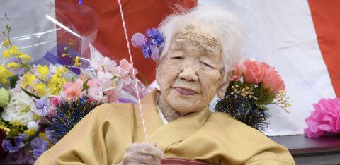 Самая пожилая жительница планеты достигла рекорда долголетия. Ей исполнилось 117 лет и 260 дней