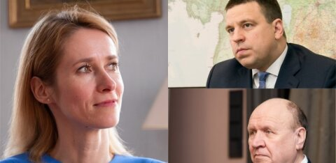 Kaja Kallas peaministri kõrgest toetusest: Jüri Ratas ei paista absoluutselt silma, selle valitsuse kõneisik on Mart Helme