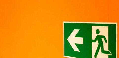 Paljude eestlaste jaoks on töölt lahkumine väga halb kogemus