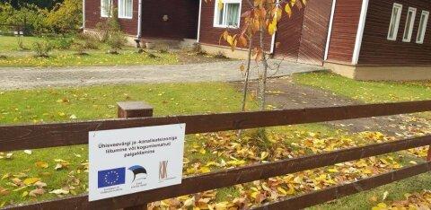 Ühisveevärgi ja -kanalisatsiooniga liitumiseks saab taotleda toetust