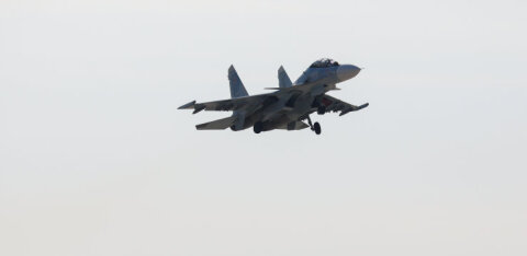 СМИ: разбившийся под Тверью Су-30 был случайно сбит другим самолетом