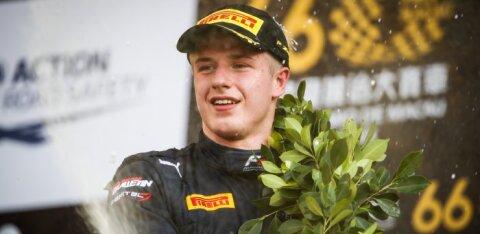 Jüri Vips sai Red Bullis tuttava mehe näol juurde tugeva konkurendi