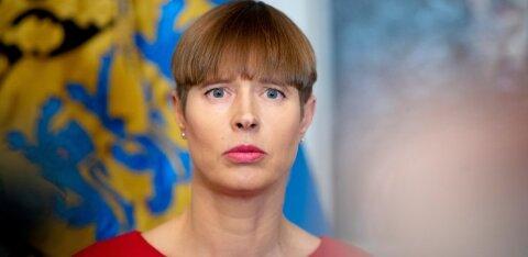 Керсти Кальюлайд призвала Эстонию гордиться адмиралом Беллинсгаузеном