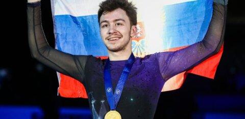 Первое золото чемпионата Европы уезжает в Россию. Селевко перегорел