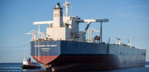Raport: laevade kiiruse piiramine oleks ülikasulik