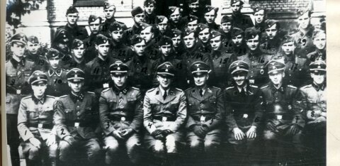 Притворялся больным, не хотел одеваться. Как судили нацистского преступника Виктора Арайса