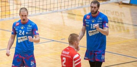 Pärnu võrkpalliklubi kriis jätkub, Tammemaale Poolas MVP tiitel, selgunud on kolm EM-ile pääsejat
