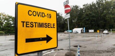 Tallinnasse rahvusvahelisele võistlusele saabunud sportlane andis positiivse koroonaproovi, turniir ohus pole