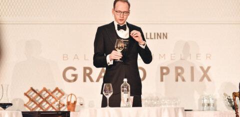 На конкурсе Vana Tallinn Baltic выбрали лучшего сомелье
