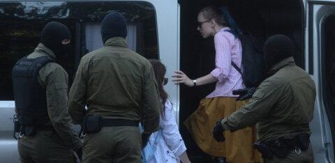 В Минске 50-й день протеста. Вновь начались задержания