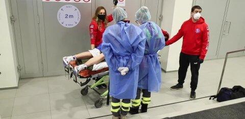 DELFI VIDEO | Milliste vigastuste tohterdamiseks peavad valmis olema võitlusürituste meedikud?