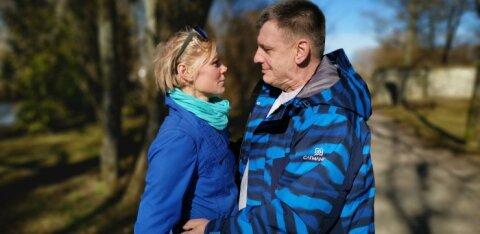 Heidi Hanso ja Heiki Valner kummutavad suhtejutud: armastame teineteiski, aga mitte sel moel, et paar olla!