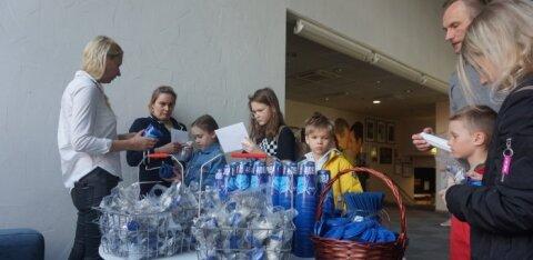 Coca-Cola Plazas ja Viljandi Centrumis toimunud kinoekskursioonid osutusid väga populaarseks