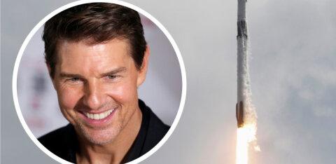 AMETLIK | Tom Cruise sai teada, millal ta rahvusvahelisse kosmosejaama lendab