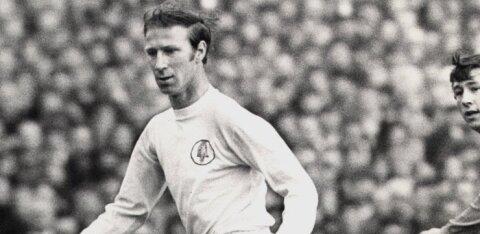 Скончался легендарный английский футболист Джек Чарльтон