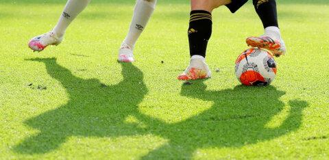 Premier League'i jalgpallur: kardan kapist välja tulla