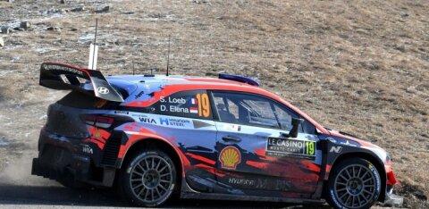 Hyundai teatas järgmise ralli, kus nad Sebastien Loebi starti saadavad