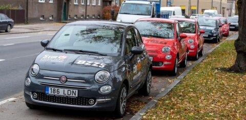 Горуправа запретила каршерингу Citybee оставлять автомобили на городских парковках
