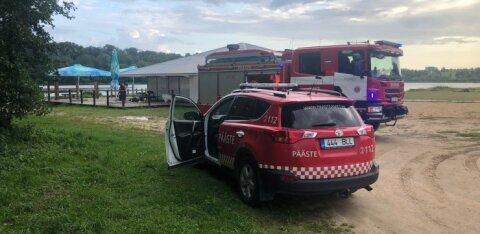 Спасатели: чаще всего в Эстонии тонут мужчины зрелого возраста