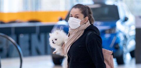 ФОТО | Таллинн VS Тарту. Выполняют ли местные жители требование носить маски?