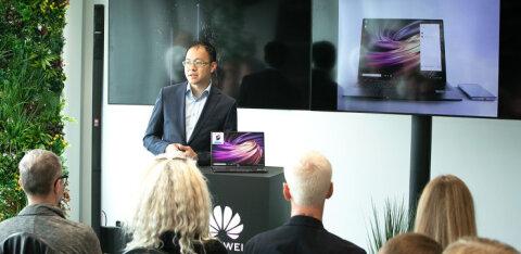 Huawei esitles uuendatud MateBook X Pro sülearvutit
