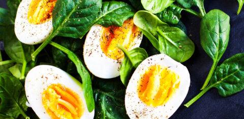 Toitumisterapeut Signesse Kalmus: muna kasulikkust on raske üle hinnata
