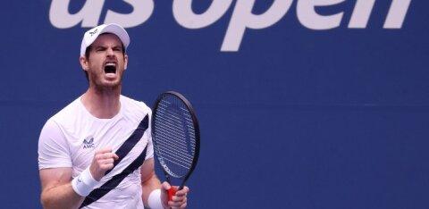 Positiivse koroonatesti andnud Andy Murray peab Australian Openi vahele jätma