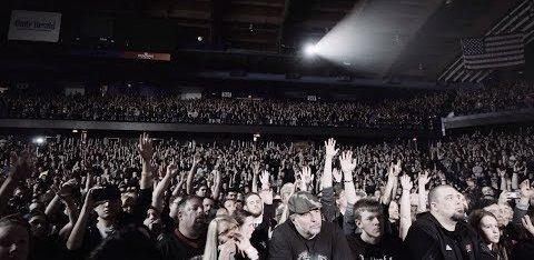VIDEO | Sa pole üksi! Disturbed jagab lootust ja tuge sõltuvushäiretega võitlejaile!