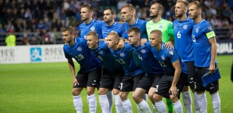 BLOGI | Valus kaotus: Eesti jalgpallikoondis jäi Ukrainale alla teise üleminuti õnnetust väravast