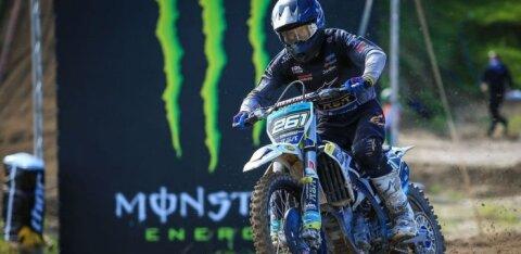 Motokrossisõitja Jörgen-Matthias Talviku saavutas Itaalias viienda koha