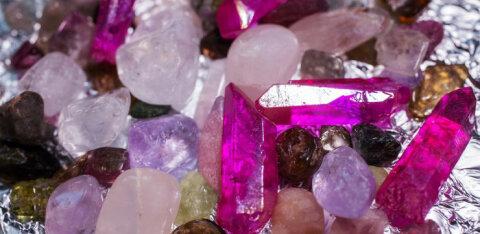 Imelised kristallid, mis annavad sisemist jõudu ja energiat