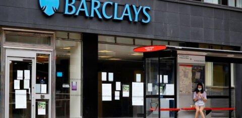 Suurbritannia pank sattus töötajate järel nuhkimise pärast uurimise alla
